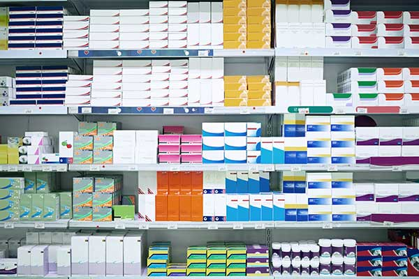 medications and supplies